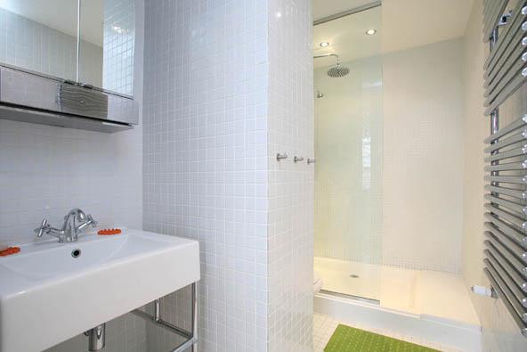 Salle de bain esprit loft journal du loft - Salle de bain style loft ...
